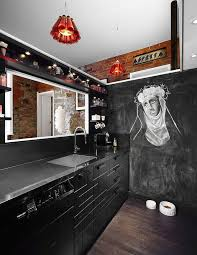 chalkboard wall trend comes to modern