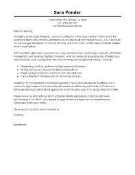 Cover Letter For A Secretary Cover Letter Template For Secretary ...