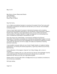 cover letter in english cover letter in spanish corptaxco com