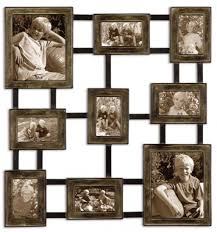 Rustic Collage Picture Frames Home Design Wood 7 Spaces Western