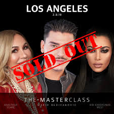 if you see any other s advertising mario dedivanovic mastercl tickets do not purchase from them these are bait and switch s
