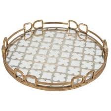 Decorative Serving Trays With Handles Decorative Trays Joss Main 62