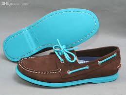 whole sperrys men boat shoes men s flats 100 genuine leather handmade sperry top sider boat shoes men shoes shoes for women from yera