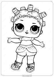 Dolls lol surprise won the love of girls around the world. Lol Surprise Doll Coloring Pages Cosmic Queen