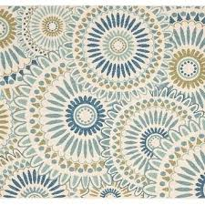 rug blue green blue green yellow area rugs sultan outdoor rug from one kings lane
