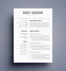 where is the resume template in word resume template cv template for ms word best selling resume templates professional and creative design instant download