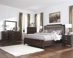 modern minimalist bedroom furniture. cheap white bedroom furniture sets gray fur rug laminated flooring black modern minimalist design brown oak wood frame