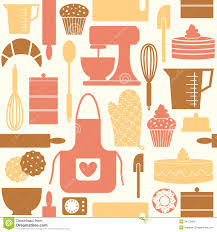 Baking Clipart Background ClipartXtras