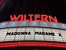 Wiltern Seating Chart Madonna A Very Late And Very Intimate Evening With The Queen Of Pop
