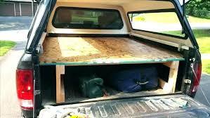 Diy Truck Bed Storage Box Truck Bed Storage Ideas Truck Bed Tool ...