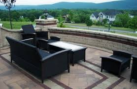 Paver Patio Design Ideas patio lakeside
