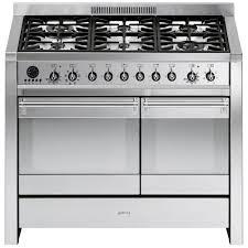 Why Dual Fuel Range Smeg A2 8 100cm Opera Dual Fuel Range Cooker Appliance City
