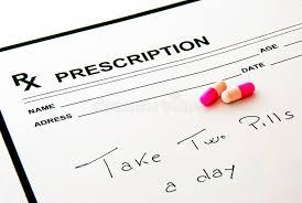 doctor prescription pad medical prescription pad and pills stock photo image of costs