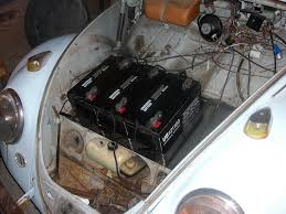 front battery box