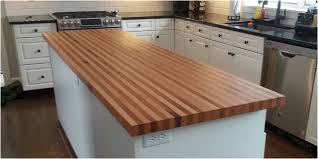 white and red oak butcher block island top jpg