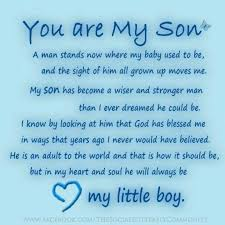 Quotes About Your Son Impressive Inspirational Quotes For Your Son Best Quote Photos HaveimagesCo