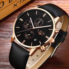 Online Shop <b>LIGE Mens Watches Top</b> Brand Luxury Male Military ...