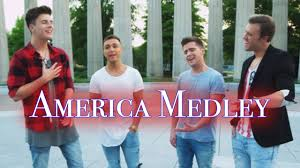 America Medley Anthem Lights Sheet Music America Medley Anthem Lights