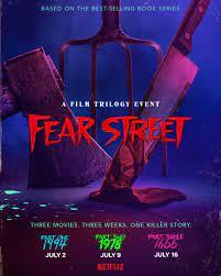 Netflix trilogie Fear Street ...
