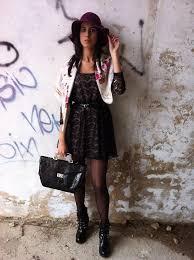 IVA - - Black daily dress   LOOKBOOK