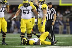 Michigan Vs Alabama Wolverines Lose Season Opener In