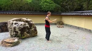 Japanese Rock Garden Shisochin In The Zen Rock Garden At The Morikami Japanese Gardens