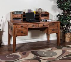 sunny designs sedona rustic oak computer desk and hutch walker s furniture desk hutch sets spokane kennewick tri cities wenatchee coeur d alene
