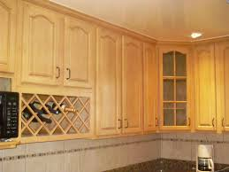 Updating Oak Kitchen Cabinets Kitchen Natural Maple Kitchen Cabinets With How To Update Oak