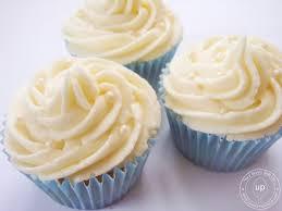 Recipe Vanilla Cupcakes With Vanilla Buttercream Frosting