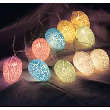 Easter Lights Amazon Chasgo 10 Led Easter Decorations Eggs Lights Battery Operated Colorful Decorative Easter Eggs Lights String For Easter Tree Decor Easter Home Decor