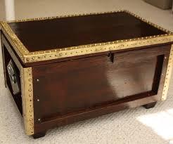 Hammary Hidden Treasures Trunk Coffee Table Hammary Hidden Treasures 2 Piece Trunk Coffee Table Set Beyond
