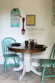 Painted Kitchen Table 17 Best Ideas About Painted Kitchen Tables On Pinterest Paint