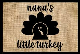 All contents are released under creative commons cc0. Nana S Little Turkey Thanksgiving Svg Graphic By Hayley Dockery Creative Fabrica