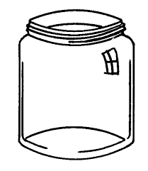 Small Picture Firefly Jar Coloring Page drawn mason jar coloring page pencil