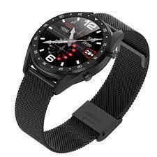 Microwear L7 Đồng Hồ Thông Minh Smartwatch Nam IP68 Chống Nước Tập Thể Hình  Vòng Tay Theo Dõi Đồng Hồ Đeo Tay Điện Tâm Đồ Đo Nhịp Tim Dây Android  IOS|Smart Watches