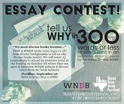 we need diverse books essay contest