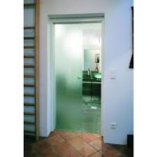 good glass pocket door eclisse sliding system single kit supplied with finished wall thickness lowe interior uk home depot bathroom image miami vancouver