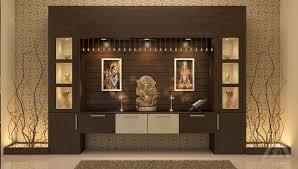 modern design ideas for puja room