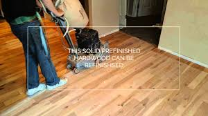 prefinished red birch refinished integrity hardwood floors