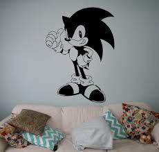 Sonic Bedroom Decor Sonic Room Decor Etsy