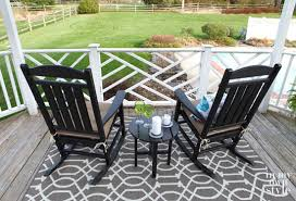 Polywood Furniture for Outdoor Living In My Own Style