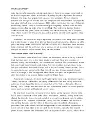 police brutality essay catchy title for an essay yes essay view larger