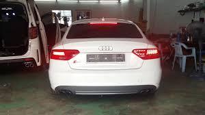 Audi A5 Fog Light Bulb Size Audi A5 Facelift Lights Pogot Bietthunghiduong Co