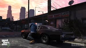 New Gta Screens Show Muscle Cars And Some Grand Theft Auto