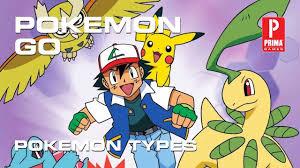 Pokemon Type Super Effective Chart The Best Pokemon In Pokemon Go Strategies And Battle Type