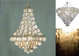 brushed nickel chandelier seashell light fixtures capiz chandelier for capiz shell chandelier canada