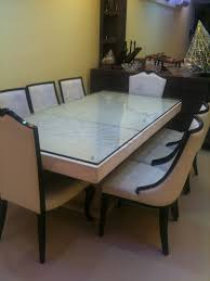 curtain surprising 8 seater dining table