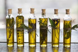 Decorative Infused Oil Bottles For Your Guests An HerbInfused Olive Oil Living Rip Tan 32