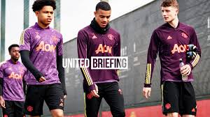 Internet video streaming is not supported. United Briefing 15 April 2021 Mason Greenwood Urges Man Utd To Finish The Job Against Granada Manchester United