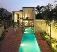 indoor outdoor pool house. View In Gallery Indoor Outdoor Pool House I